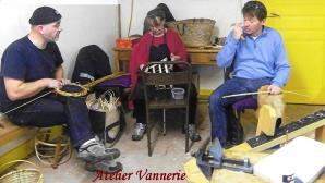 Photo programme site vannerie